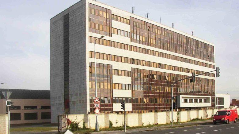 Sídlo Bezpečnostní informační služby; Foto: Miaow Miaow / Wikimedia Commons