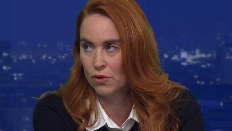 Novinářka Sabina Slonková; Reprofoto: Česká televize