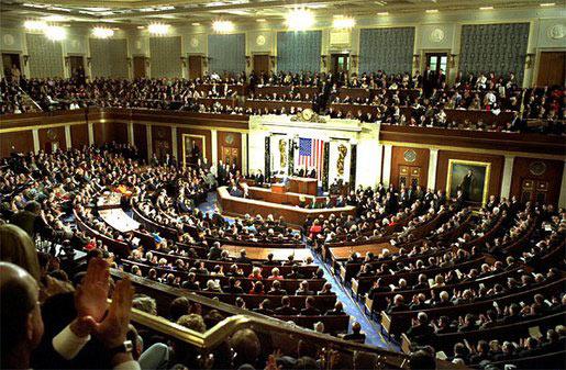 Americký kongres; Foto: Susan Sterner / Wikimedia Commons