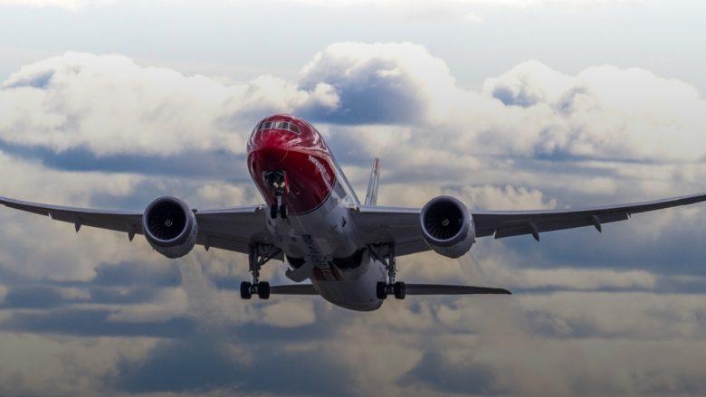 Boeing 737 MAX norské letecké společnosti Norwegian Air; Foto: norwegian.com