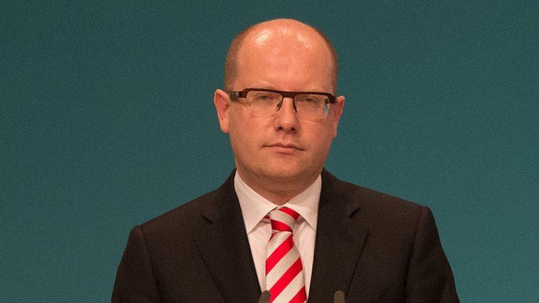 Bývalý ministr financí a premiér Bohuslav Sobotka (ČSSD); Foto: Olaf Kosinsky / Skillshare.eu / Wikimedia Commons