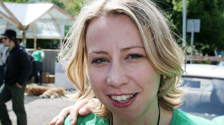 Kateřina Bursíková Jacques; Foto: che / Wikimedia Commons