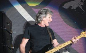 Bývalý frontman skupiny Pink Floyd Roger Waters; Foto: Jethro / Wikimedia Commons