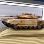 ZBROJNÍ VELETRH: Rusko nabízí světu téměř neviditelný tank