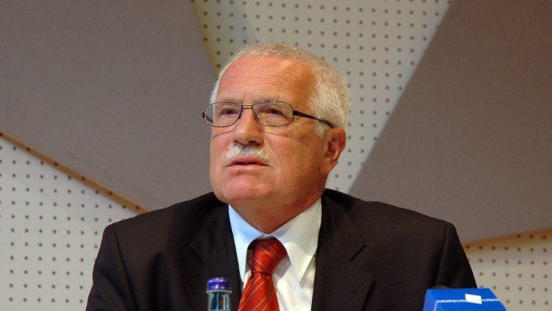 Bývalý český prezident Václav Klaus; Foto: DerHuti / Wikimedia Commons