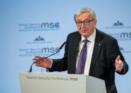 Kontroverzní předseda Evropské komise Claude Juncker; Foto: Mueller / MSC / Wikimedia Commons