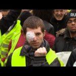 VIDEO: Francouzi nepolevují v protestech proti Macronovi