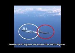 VIDEO: Ruská stíhačka odrazila americkou provokaci nad Černým mořem