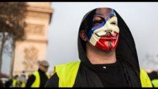 ŽIVĚ/VIDEO: Protesty proti prezidentu Macronovi, díl patnáctý