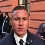 UZNÁNÍ: Pivovar Bernard ocenil policistu, který autem zastavil motorkáře