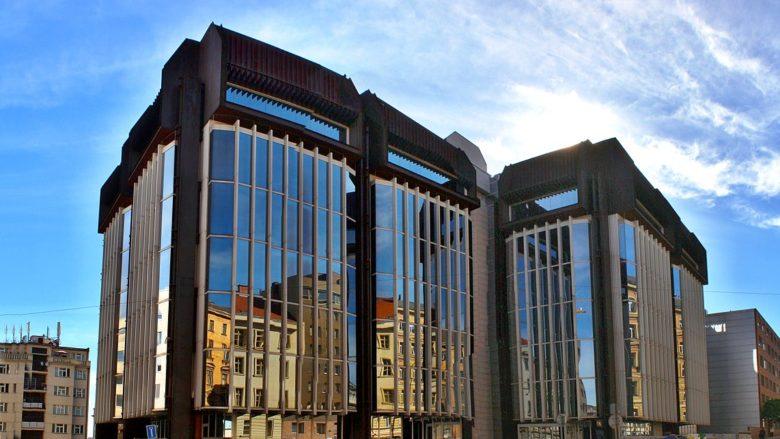 Hlavní budova Transgas Praha; Foto: VitVit / Wikimedia Commons