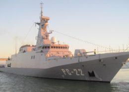 Hlídková loď venezuelského námořnictva; Foto: Carlucho510 / Wikimedia Commons