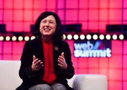 Eurokomisařka Věra Jourová; Foto: Webový summit / Wikimedia Commons