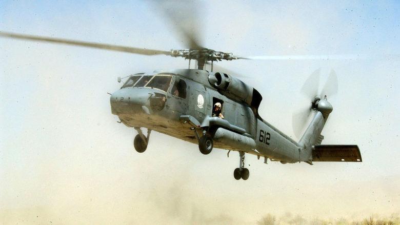 Vrtulník HH-60 americké armády; Foto: US Navy / Wikimedia Commons