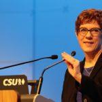 NĚMECKO: Nástupkyně Merkelové odmítla evropský superstát