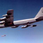 NEHODA: Nad Velkou Británií vzplál americký bombardér B-52