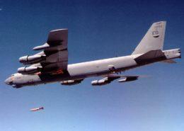 Americký strategický bombardér B-52; Foto: Wikimedia Commons