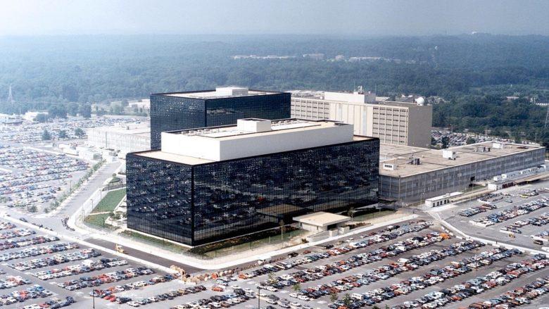 Sídlo NSA ve Fort Meade v Marylandu, USA; Foto: NSA / Wikimedia Commons