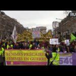 ŽIVĚ/VIDEO: Prezident Macron chce zachraňovat Evropu, na Francii kašle