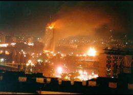 """ŽIVÁ HISTORIE: Před 20 lety začalo """"humanitární bombardování"""" Srbska"""