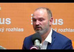 Ivan Langer; Reprofoto: Český rozhlas Plus / YouTube.com