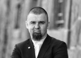 Leonid Kušnarenko, nový představitel pražských muslimů; Foto: Facebookový profil Leonida Kušnarenka