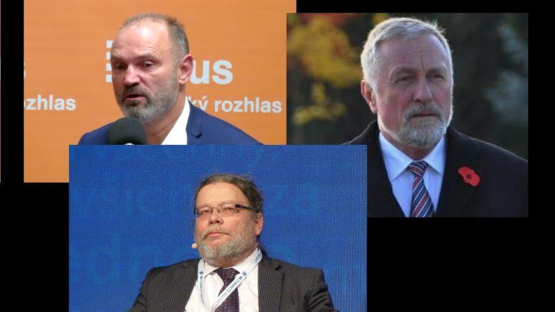 Foto: repro Český rozhlas plus, Elekes Andor, OISV / Wikimedia Commons; Koláž: Národní Noviny