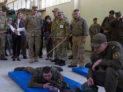 Výcvik ukrajinských vojáků instruktory americké armády; Foto: Sgt. Alexander Skripničuk, US Army / Wikimedia Commons