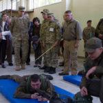 DIVERZE: Spojené státy cvičí na Ukrajině nájemné vrahy