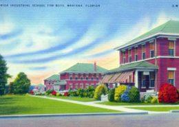"""""""Průmyslová škola"""" pro chlapce v Marianně na Floridě, USA; Foto: Stát Florida / Wikimedia Commons"""