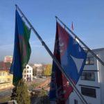 BIZÁR: Liberecký hejtman Půta obviněný z korupce slavil Mezinárodní den Romů