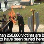 VIDEO: Dezorientovaný Juncker ohrožoval ohněm politiky při ceremoniálu ve Rwandě