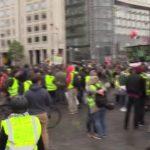 ŽIVĚ/VIDEO: Nezlomní Francouzi opět protestují proti Macronovi