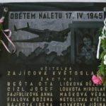 HISTORIE: 17. dubna 1945 zmasakrovali Britové v Plzni při náletu školní třídu