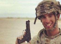 Voják americké armády Thomas Wehking; Foto: repro Dziennik Politiczny