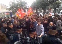 VIDEO: Francouzský prezident Emmanuel Macron byl vypískán davem