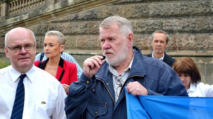 Jaromír Štětina; Foto: David Sedlecký / Wikimedia Commons