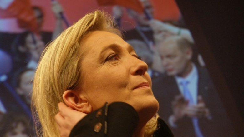 Marine Le Pen, předsedkyně francouzského Národního sdružení; Foto: Antoine Bayet / Wikimedia Commons