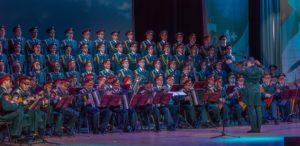 Ruský pěvecký soubor Alexandrovci; Foto: Facebookový profil Alexandrovců