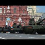 ŽIVĚ/VIDEO: Vojenská přehlídka k oslavě vítězství ve 2.světové válce v Moskvě