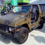 SUV: Rusko představí nový typ lehkého vojenského terénního vozidla