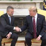 PELLEGRINI: Slovensko plní sliby, nakupuje americké zbraně