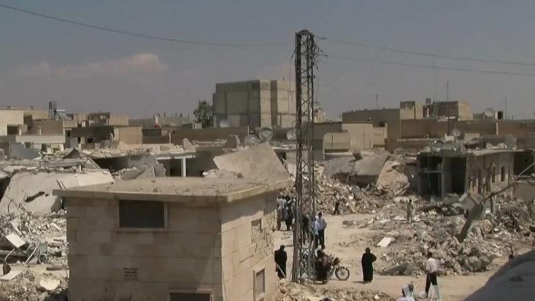 Válka v Sýrii; Foto: Hlas Ameriky / Wikimedia Commons