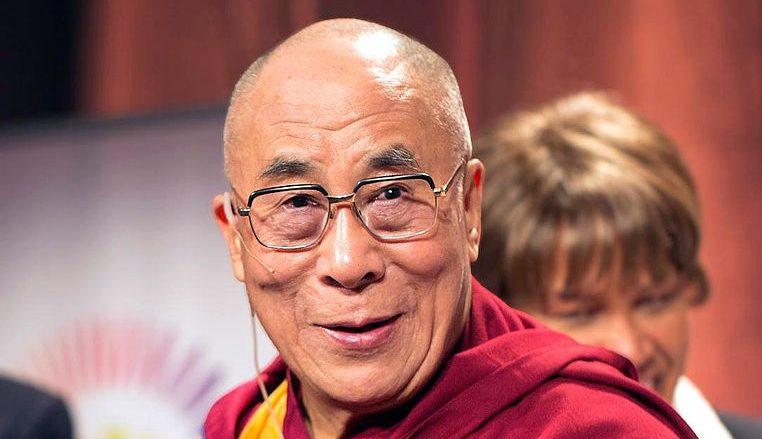 Tibetský dalajláma; Foto: christopher / Wikimedia Commons