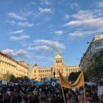 MANIPULACE: Na Václavské náměstí se nemůže vejít 120 tisíc lidí
