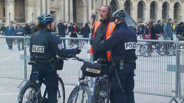 Francouzská policie; Foto: Pulux11 / Wikimedia Commons