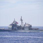 PROVOKACE: Americký křižník ohrožoval ruskou loď