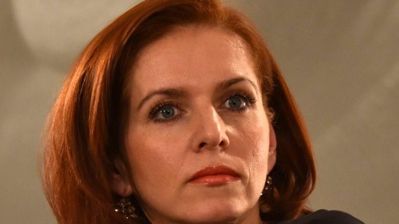 Redaktorka České televize Nora Fridrichová; Foto: Jindřich Nosek / Wikimedia Commons
