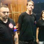 BEZPEČNOST: V ulicích Prahy se objevily hlídky domobrany