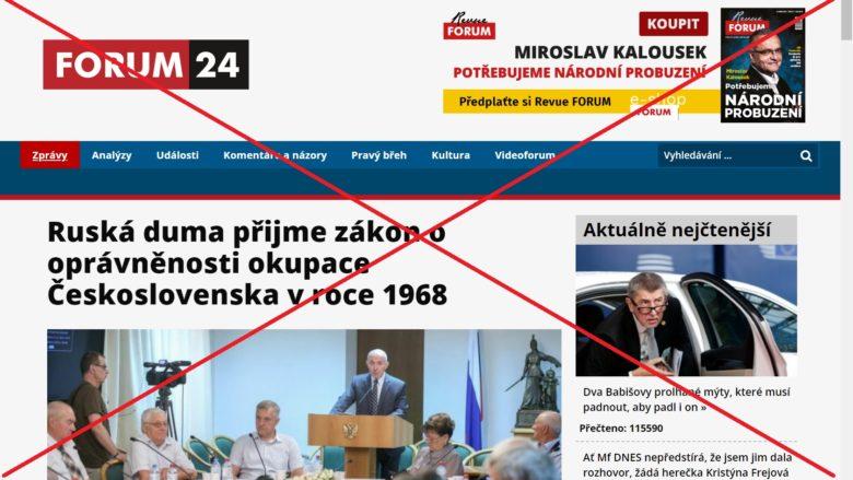 Zdroj: Forum24.cz